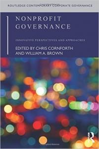 Nonprofit Governance(2017년 기부문화총서 번역발간예정도서)
