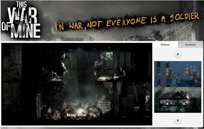 (출처 http://www.11bitstudios.com/games/16/this-war-of-mine)