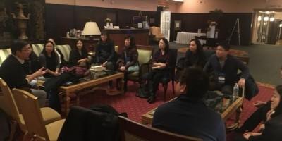 ARNOVA 기간 중 한국계 연구자 미팅