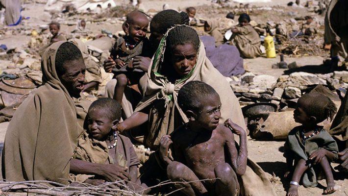 에티오피아 기근