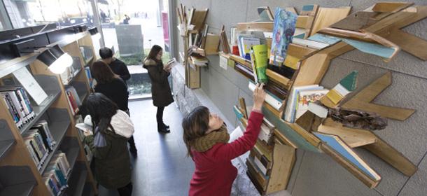 [Dec 2014] 12월 마음이 따뜻해지는 책, 서울도서관 나눔문화컬렉션에 있습니다