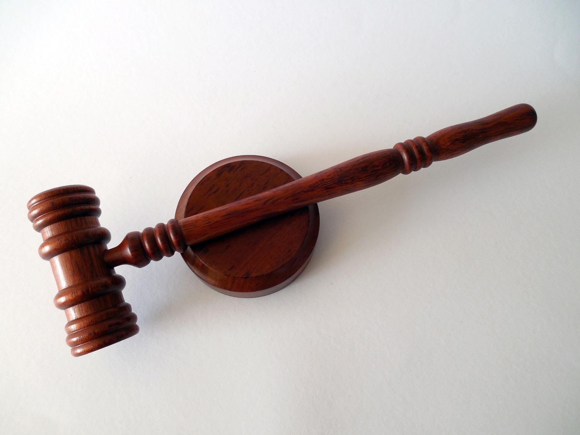 재판할 때 쓰는 망치